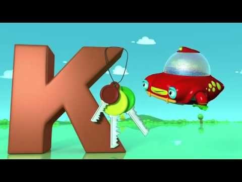 El abecedario en ingles para niños