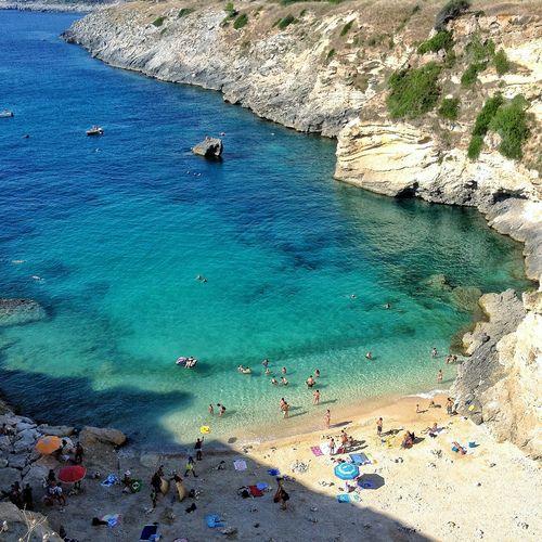 Porto Miggiano, Puglia   Italy (by L▲iv ©)