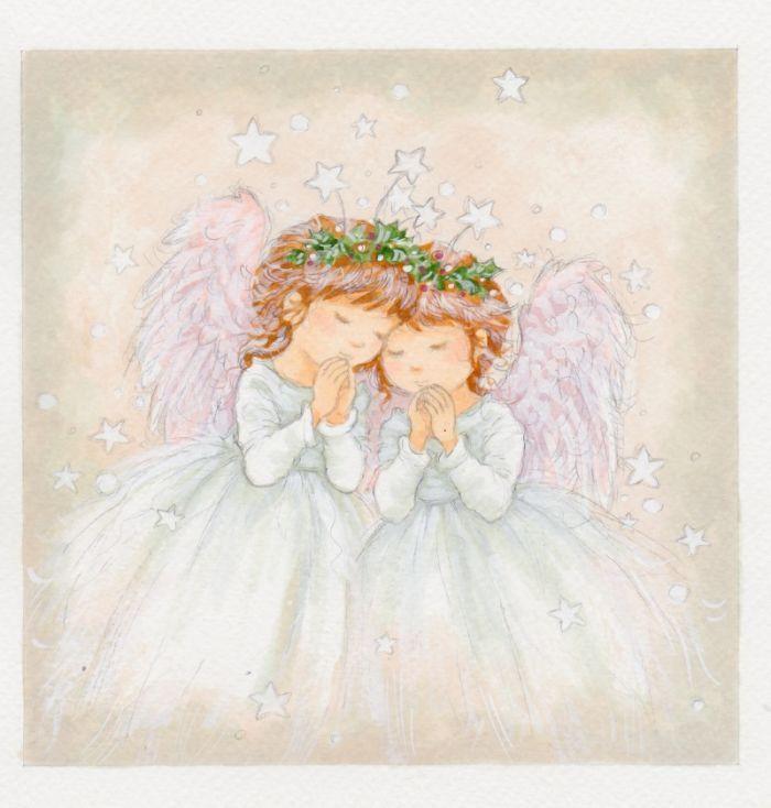 Annabel Spenceley - Praying Angels