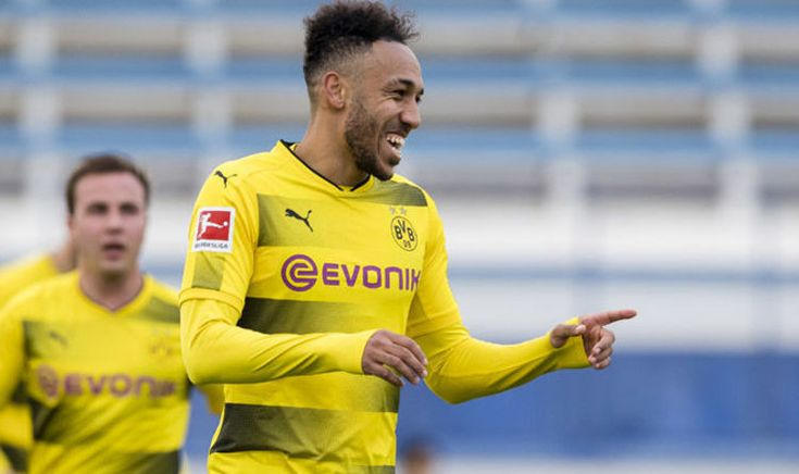 Pierre-Emerick Aubameyang uncovered: Why Arsenal are so desperate to sign Dortmund ace | Football | Sport