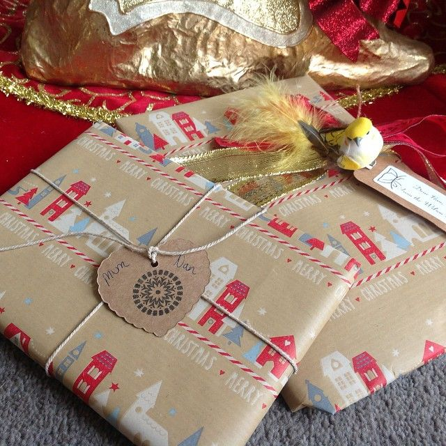 Been busy wrapping pressies for the family :-) #christmas #family #handmade #happiness #festive #seasonsgreetings