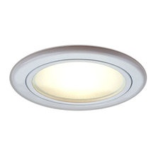 """View the CSL Lighting 276 Traditional / Classic Single Light 3.6"""" Round Shower Recessed Light from the Trim Jewel Collection at LightingDirect.com."""