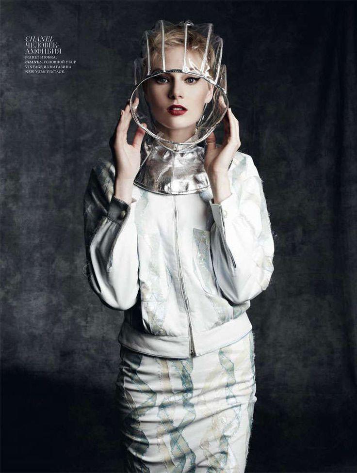 84f1e526dde76851966678b46d61b683  astronaut costume astronaut suit Futuristic Fashion