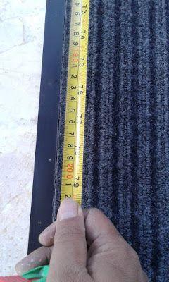 jual karpet nomad 3M 089604376367: 3M nomad carpet matting 3100 - ribb mats