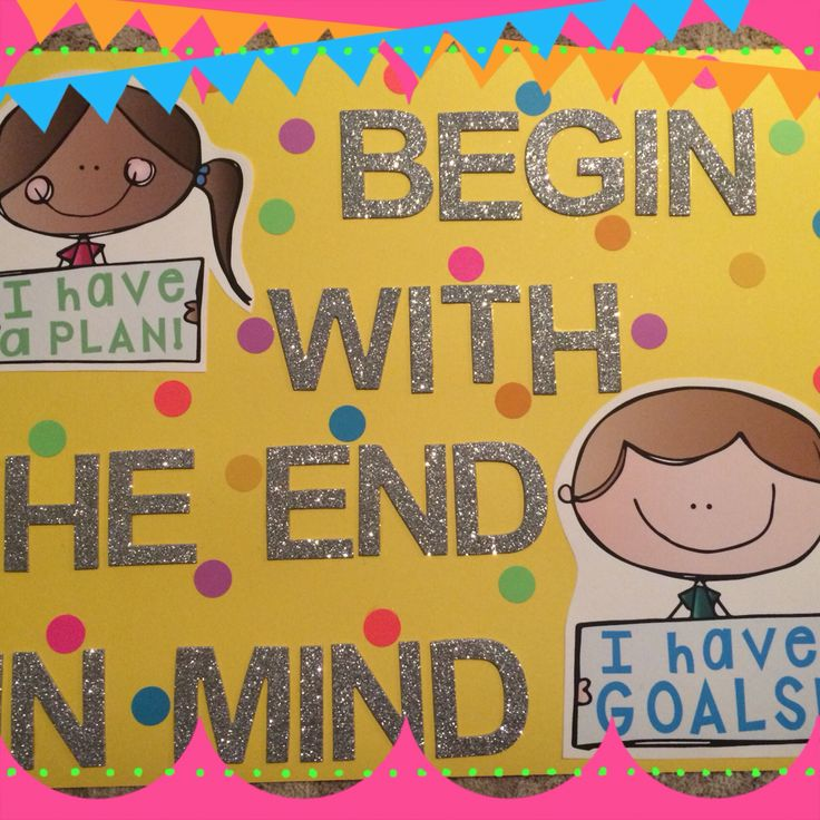 170 best images about Habit 2: Begin with End in Mind on Pinterest ...