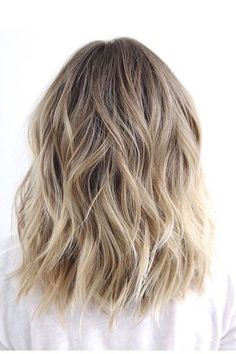 These Hair-Color Trends Are Going To Be Huge #refinery29 http://www.refinery29.com/hair-coloring-techniques-terminology#slide-2 Lived-InFor those of us who don't want our hair color to grow out janky, but don't have the time or $$$ to get to a salon for regular touch-ups (so...everyone?), this technique is the new go-to. Conceived by Ramirez, the lived-in trend is neither balayage nor ombré, but rather a subtle way of highlighting the hair, he says. To us, it looks like what would happen…