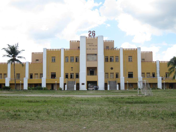 Moncada kazerne, Movimiento 26 de Julio, Santiago de Cuba