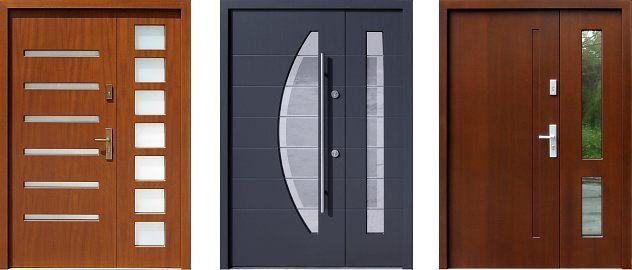 Nowoczesne modele drzwi zewnętrznych