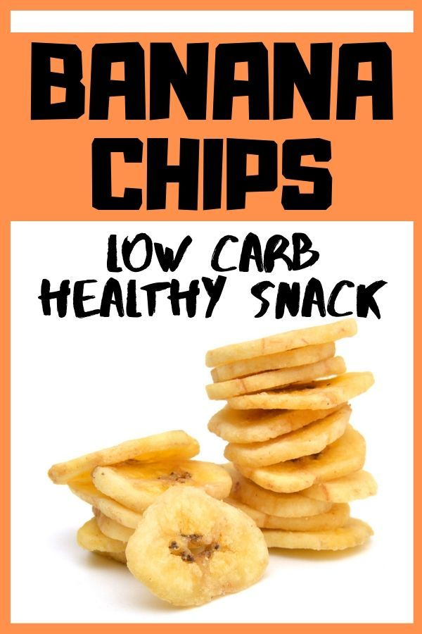 Banana Chips Low Carb Healthy Snack Keto Friendly Food Healthy Low Carb Snacks Vegetarian Vegan Recipes
