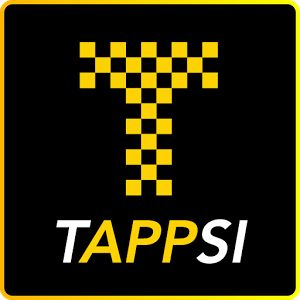Tappsi taxi app, based in Colombia.