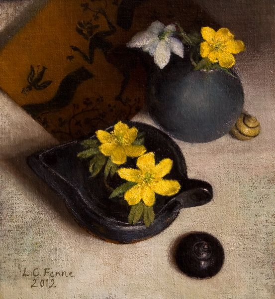 LOUISE CAMILLE FENNE - Winter into Spring