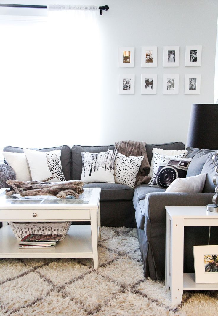 great ideas for decorating your living room in the winter