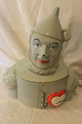 STAR JARS THE WIZARD OF OZ TIN MAN COOKIE JAR #002 LIMITED EDITION