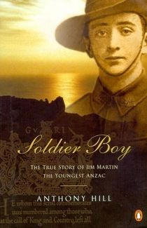 The true story of Jim Martin - the youngest Anzac!