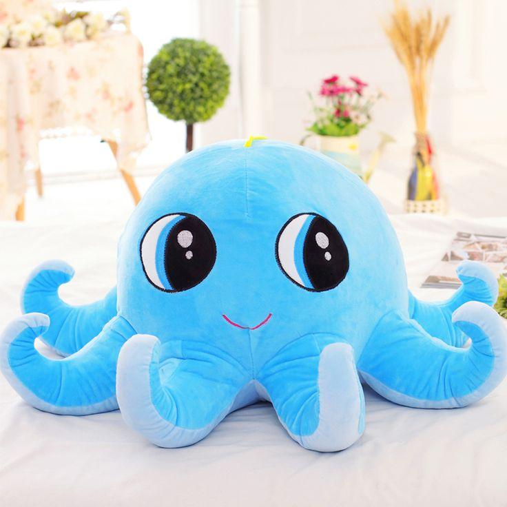 $2.73 (Buy here: https://alitems.com/g/1e8d114494ebda23ff8b16525dc3e8/?i=5&ulp=https%3A%2F%2Fwww.aliexpress.com%2Fitem%2FNew-Kawaii-Octopus-Plush-Toys-Stuffed-Plush-Animal-Kids-Doll-Toys-for-Children-Lovely-Baby-Octopus%2F32748767344.html ) 23cm Kawaii Octopus Plush Toys Stuffed Animal Spongebob Kids Doll Soft Octopus Plush Toys for Children Boys Girls Christmas Gift for just $2.73