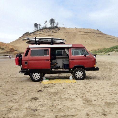 VW T3 VANAGON WESTFALIA - Life Is Miracle...♪