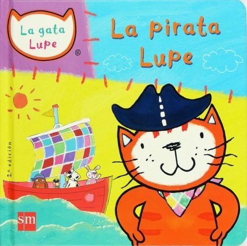 """La pirata Lupe"" - Lara Jones (SM)"