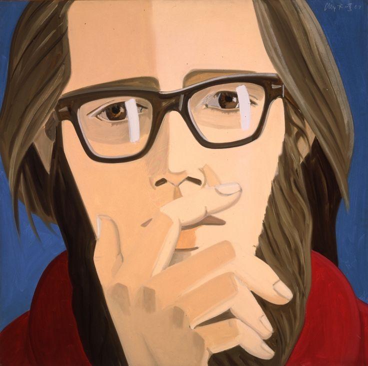 """Gran Angular"" Alex Katz Pop Art"