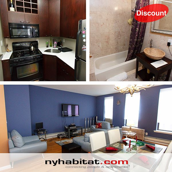 new york short stay apartment accommodation. new york accommodation: 2 bedroom apartment rental in harlem short stay accommodation