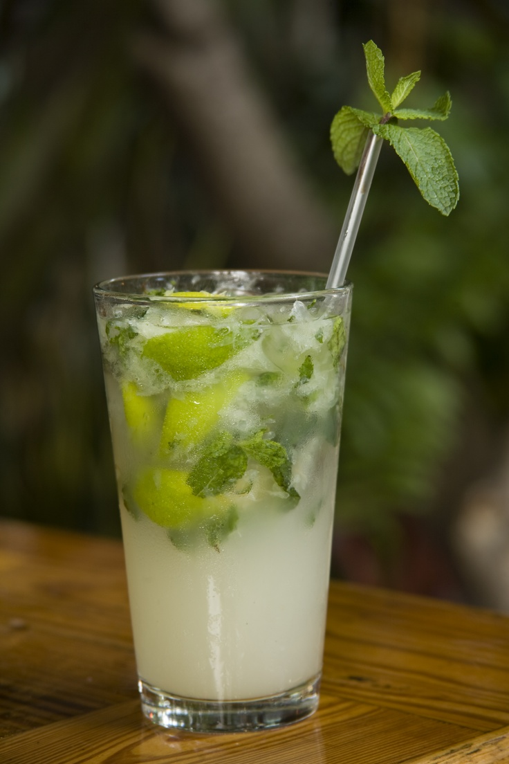When in Florida, check out Little Havana and enjoy a Mojito while you're there! It's the perfect cocktail for a hot Miami night.