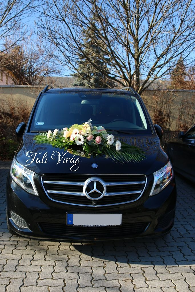 #cars #flowers #decorations #wedding