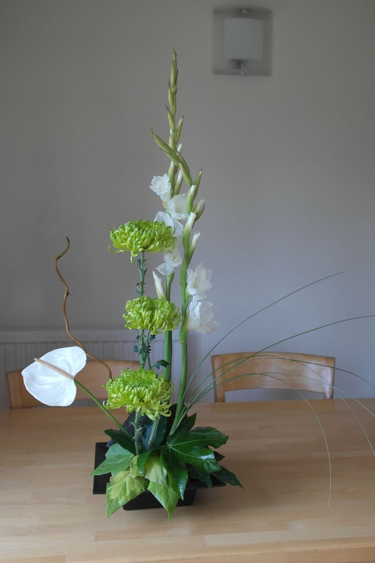 17 Best Images About Form Linear Floral Designs On
