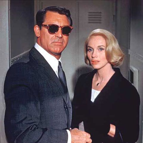 Cary Grant/Eva Marie Sant