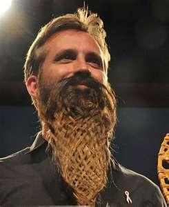 Weird pictures mustache and beard