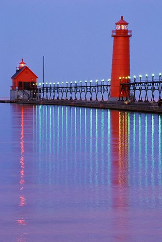 Grand Haven Michigan .....  this is a awesome place to visit!