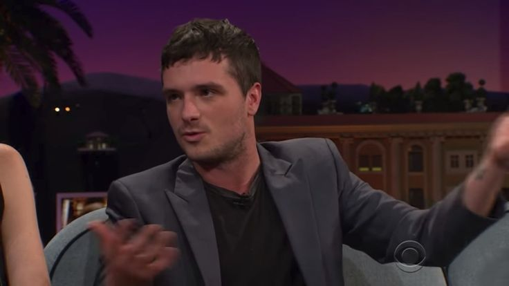 Josh Hutcherson Recalls The Time He Accidentally Farted On Tom Hanks