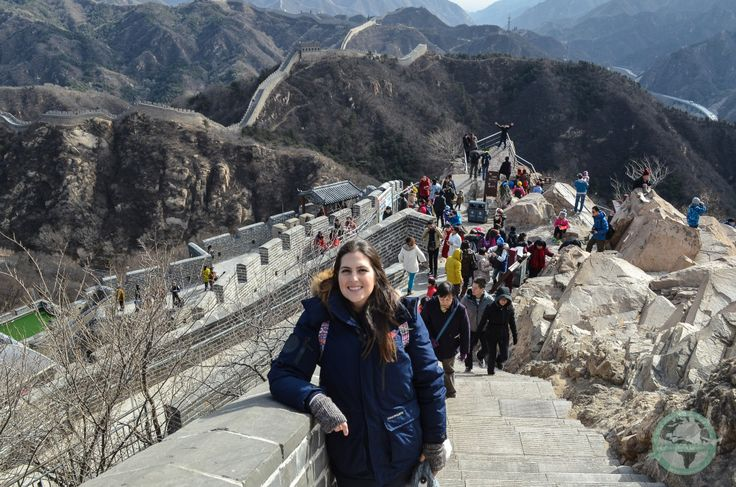 The great wall of China  #china #beijing #photography #scenery #landscape #travel #portrait
