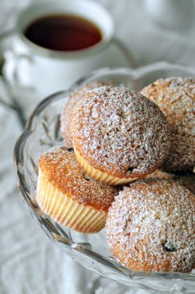 Regency Queen Cakes For Jane Austens Afternoon Tea Party Recipe - Food.com