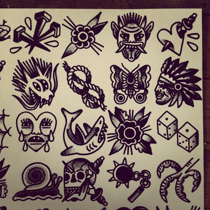 Tattoo flash by mr. levi netto, all designs are 7 x 7 cm 35€ + tip! For appointments mail at mrlevinetto@gmail.com