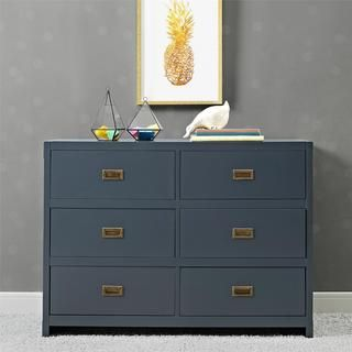Shop for Baby Relax Miles 6-Drawer Dresser. Get free delivery at Overstock.com - Your Online Furniture Shop! Get 5% in rewards with Club O!
