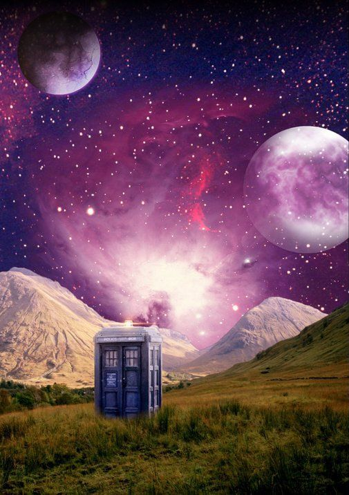 Tardis Blue Wallpapers