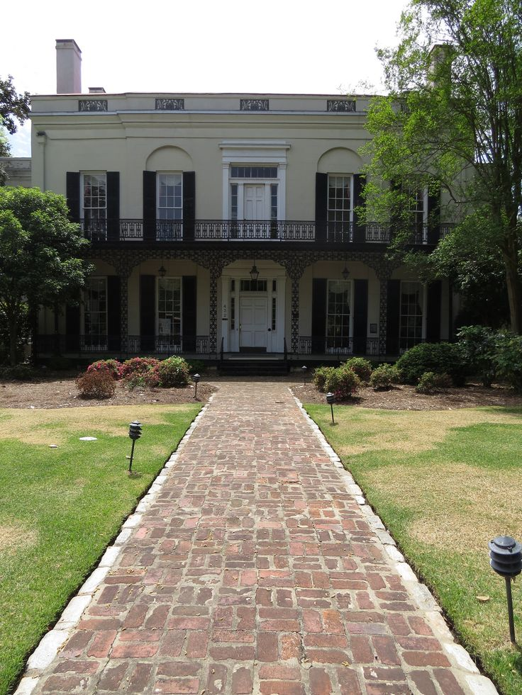 1801 Augusta GA Old Government House