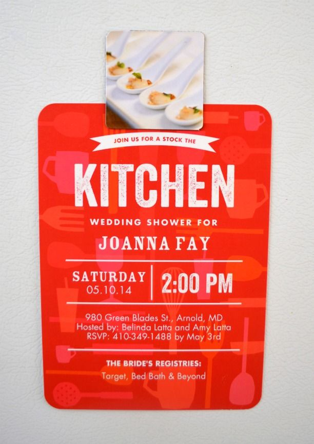 See How This Couple Of Professional Chefs Worked With Shutterfly Wedding Shower Invitation To Dress