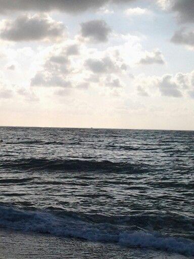 Il mare ad agosto