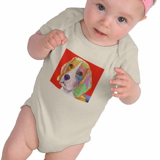 Baby clothing with beagles http://www.zazzle.co.nz/products_containing_a_beagle_dog_tshirt-235474080442187971