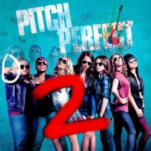 Gary and I will so be in theaters watching PP2! :) Aca-Awesome! PITCH PERFECT 2 Coming 2015
