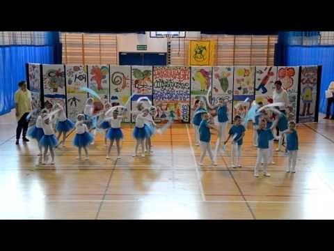 """""""Mam tę moc"""" - Dzieci 5 letnie w tańcu do piosenki z filmu """"Kraina lodu""""…"""