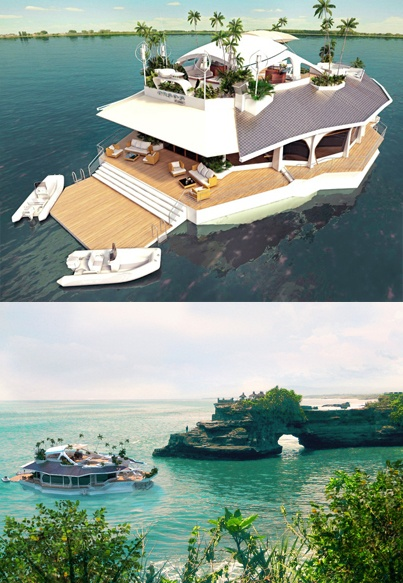 Island Float For Sale