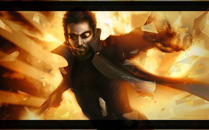 Deus Ex: Mankind Divided Fanart