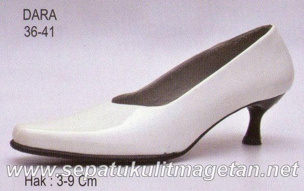 Sepatu Kulit Asli Wanita CJ Dara