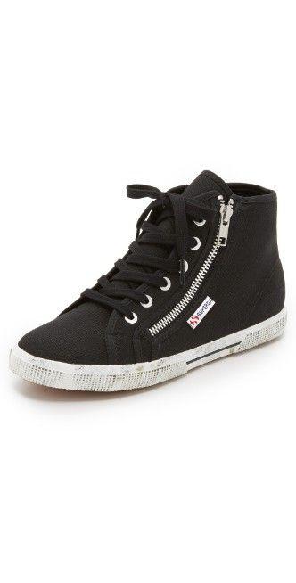Superga High Top Sneakers | SHOPBOP