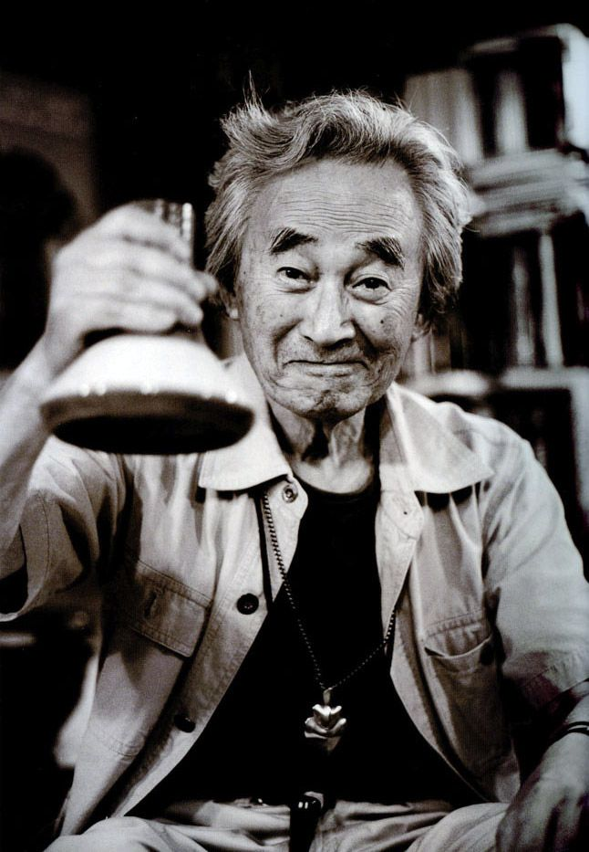 Sori Yanagi (1915–2011). One of the most famous product designers in Japan