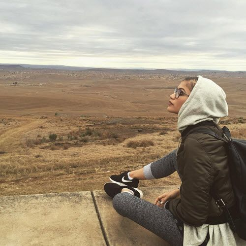 Photos: Zendaya Back In The United States After Trip To South Africa July 21, 2015
