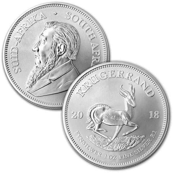 Silver Krugerrands For Sale Buy Silver Krugerrand Best Prices Silver Krugerrand Silver Bullion Coins Silver Bullion