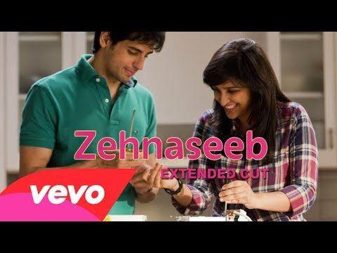Zehnaseeb ft. Parineeti Chopra & Sidharth - Hasee Toh Phasee - YouTube ~~ #siddharthmalhotra <3<3<3<3<3<3!!!!!!!!!!!!!!!!