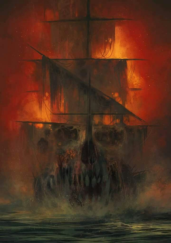 Pin by Tommy Johnson on pirates | Pirate art, Fantasy art, Anime art